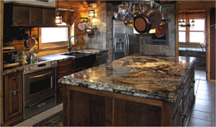 Granite Or Quartz Countertops Rose Anne Erickson
