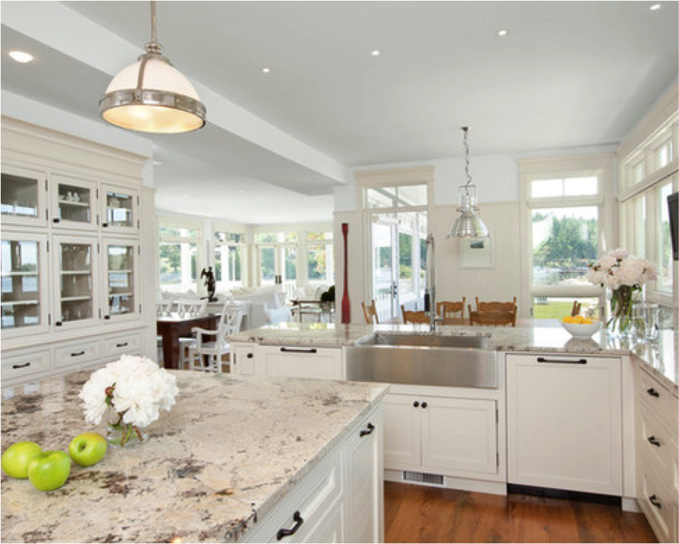 Granite or quartz countertops rose anne erickson for What is more expensive marble or granite